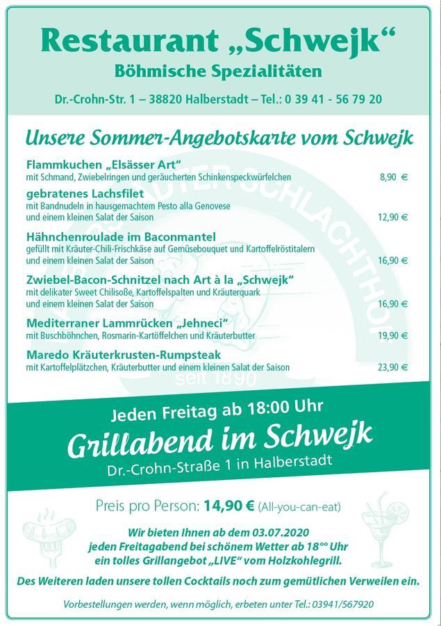 Angebot Schwejk